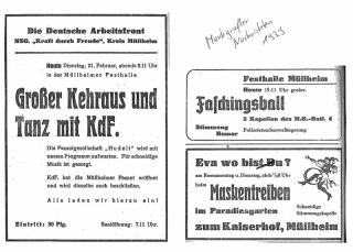 Markgräfler Nachrichten 1939