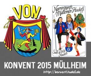 2015 Konvent Logo